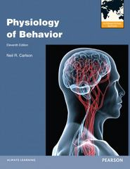 Physiology of Behavior 11th Edition 9780205871940 0205871941