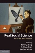 Real Social Science 1st edition 9780521168205 0521168201