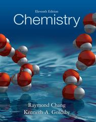 Student Solutions Manual  for Chemistry 11th edition 9780077386542 007738654X