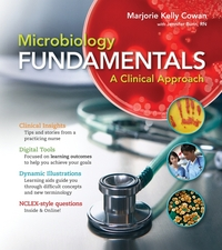 Connect Plus with LearnSmart Access Card for Microbiology Fundamentals: A Clinical Approach 1st Edition 9780077369828 0077369823
