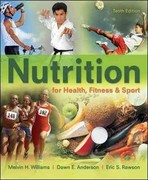 Combo: Nutrition for Health, Fitness & Sport with NCP Online Access 10th edition 9780077928780 0077928784