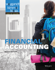 Financial Accounting 9th Edition 9781118796597 1118796594
