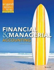 Financial and Managerial Accounting 2nd Edition 9781118334263 1118334264