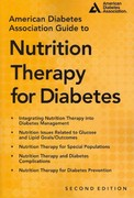 American Diabetes Association Guide to Nutrition Therapy for Diabetes 2nd Edition 9781580404723 1580404723