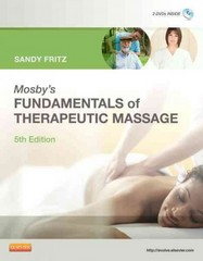 Mosby's Fundamentals of Therapeutic Massage 6th Edition 9780323413961 032341396X