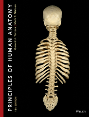 Principles of Human Anatomy 13th Edition 9781118344996 1118344995