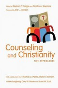 Counseling and Christianity 1st Edition 9780830839780 083083978X