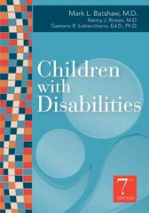 Children with Disabilities 7th Edition 9781598571943 159857194X