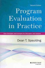Program Evaluation in Practice 2nd Edition 9781118345825 1118345827