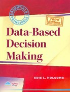 Data-Based Decision Making 3rd Edition 9781935543022 1935543024
