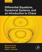 Differential Equations, Dynamical Systems, and an Introduction to Chaos 3rd edition 9780123820105 0123820103
