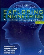 Exploring Engineering 3rd edition 9780124158917 0124158919