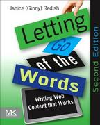 Letting Go of the Words 2nd Edition 9780123859303 0123859301
