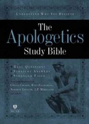 Apologetics Study Bible 1st Edition 9781433602856 1433602857