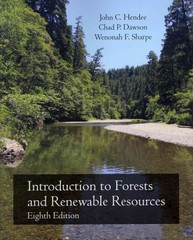 Introduction to Forests and Renewable Resources 8th Edition 9781577667469 1577667468