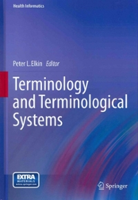 Terminology and Terminological Systems 1st Edition 9781447128151 144712815X