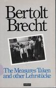 Measures Taken and Other Lehrstucke 1st Edition 9780413373106 041337310X