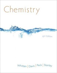 Chemistry 10th edition 9781133610663 1133610668
