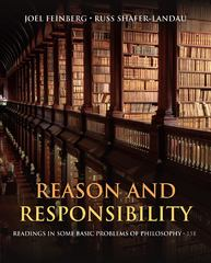 Reason and Responsibility 15th Edition 9781133608479 1133608477