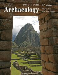 Archaeology 5th Edition 9781285687360 1285687361