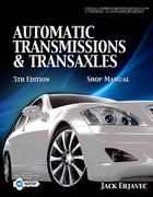 Today's Technician Automatic Transmissions and Transaxels, Classroom Manual 5th Edition 9781435481039 1435481038