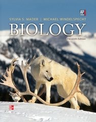 Biology: AP Student Edition(Reinforced Binding) 11th Edition 9780076620043 0076620042