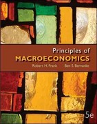 Principles of Macroeconomics with Connect Plus 5th Edition 9780077630645 0077630645