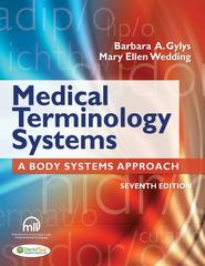 Medical Terminology Systems (Text Only) 7th Edition 9780803629547 0803629540