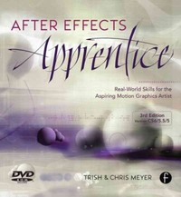 After Effects Apprentice 3rd Edition 9780240817361 0240817362