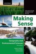 Making Sense in Geography and Environmental Sciences 5th Edition 9780195445824 0195445821