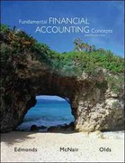 Loose-Leaf Fundamental Financial Accounting Concepts 8th edition 9780077433802 0077433807