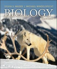 Loose Leaf Version for Biology 11th edition 9780077491062 0077491068