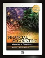 Financial Accounting 1st Edition 9780077606190 0077606191