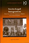 Socio-Legal Integration 1st Edition 9781317053170 1317053176