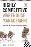 Highly Competitive Warehouse Management (International Edition) 1st Edition 9781466268609 1466268603