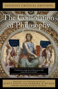 The Consolation of Philosophy 1st Edition 9781586174378 1586174371