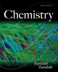 Student Solutions Guide for Zumdahl/Zumdahl's Chemistry 9th edition 9781285692333 1285692330
