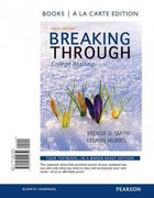 Breaking Through, Book a la Carte Edition 10th edition 9780205212859 0205212859