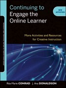 Continuing to Engage the Online Learner 1st Edition 9781118000175 111800017X