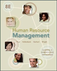 Connect Human Resource Management 1 Semester Access Card for Noe: Human Resource Management 8th edition 9780077437213 0077437217