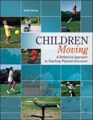 Children Moving 9th edition 9780077626532 0077626532