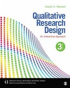 Qualitative Research Design 3rd Edition 9781412981194 1412981190
