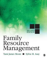 Family Resource Management 2nd Edition 9781412991179 141299117X