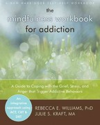 The Mindfulness Workbook for Addiction 1st Edition 9781608823406 1608823407