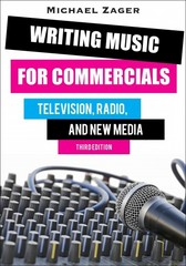 Writing Music for Commercials 3rd Edition 9780810884106 0810884100