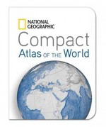 National Geographic Compact Atlas of the World 1st Edition 9781426209956 1426209959