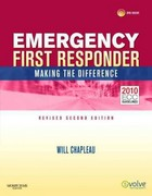 Emergency First Responder 2nd Edition 9780323085946 0323085946