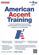 American Accent Training with 5 Audio CDs 3rd Edition 9781438071657 1438071655
