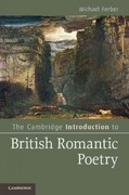 The Cambridge Introduction to British Romantic Poetry 1st Edition 9780521154376 0521154375