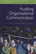 Auditing Organizational Communication 1st Edition 9780203883990 0203883993